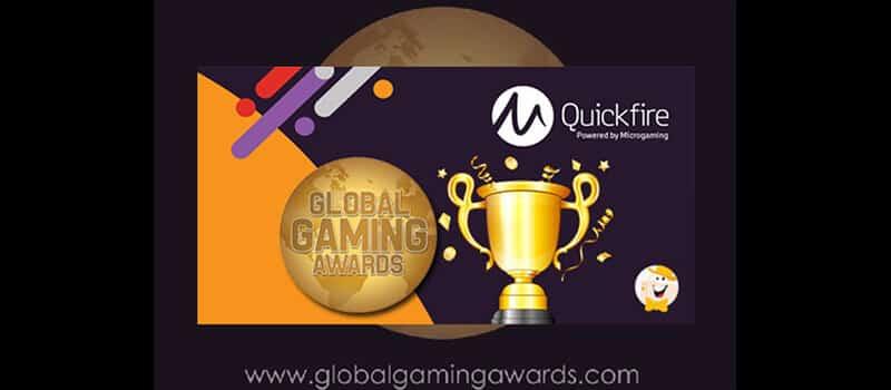 Microgaming ได้รับรางวัล Global Gaming Awards 2016