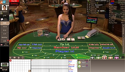 Live baccarat game review and other games of coin178