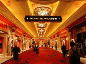 The Wynn Hotel Las Vegas Nevada USA