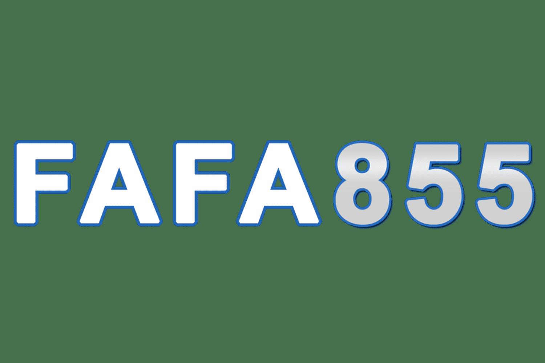 Fafa855 Logo